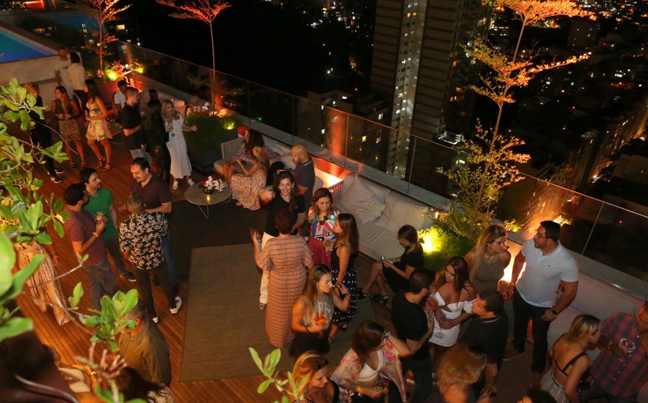 Evento de Lançamento do Isabel Lounge – 31/01/2020