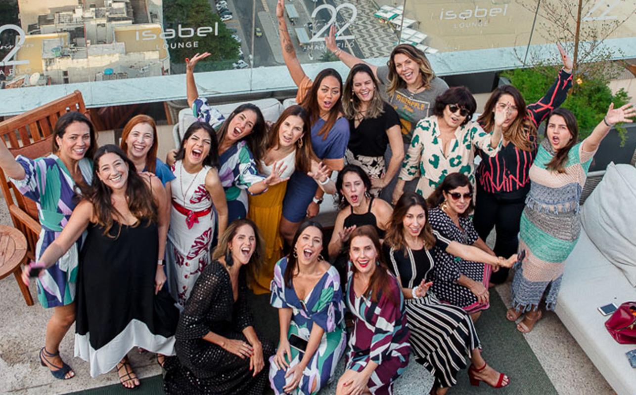 Evento de Lançamento do Isabel Lounge